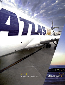 2014 Atlas Air AR