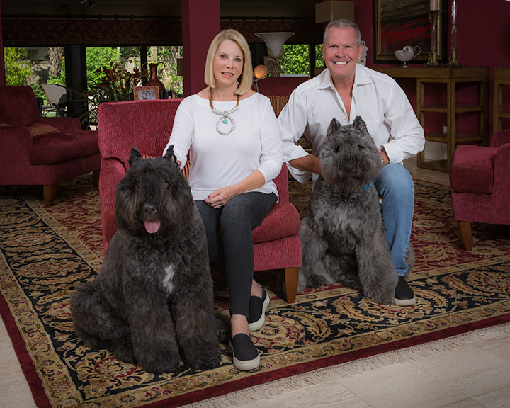 Kahn Family Portrait